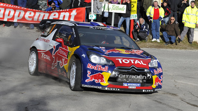 Quanti big al WRC Fafe Rally Sprint!