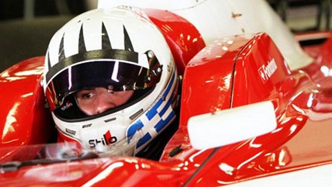 Alex Fontana sceglie la Formula 2 per il 2012