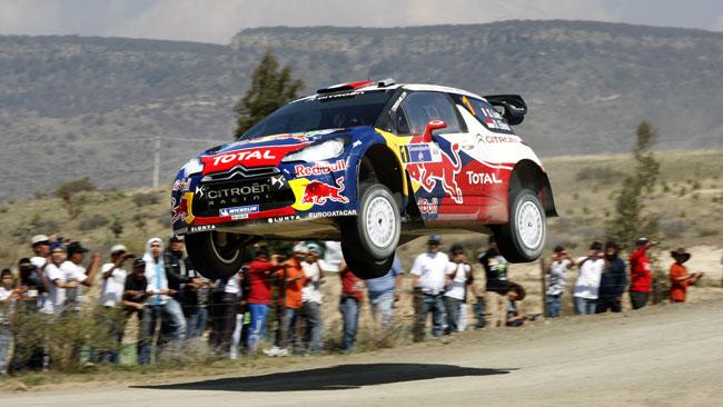 Sebastien Loeb porta a casa il Rally del Messico