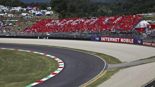 Anche nel 2012 torna la Tribuna Ducati