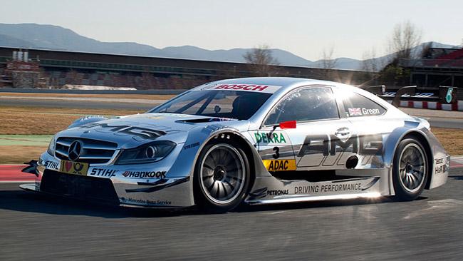 La Mercedes conferma Jamie Green per il 2012