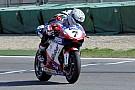 Checa si impone di forza in gara 1 ad Imola