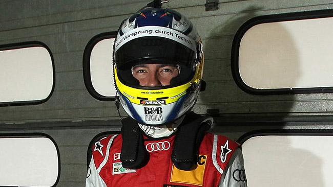 Audi ancora al top nei test, stavolta con Rockenfeller