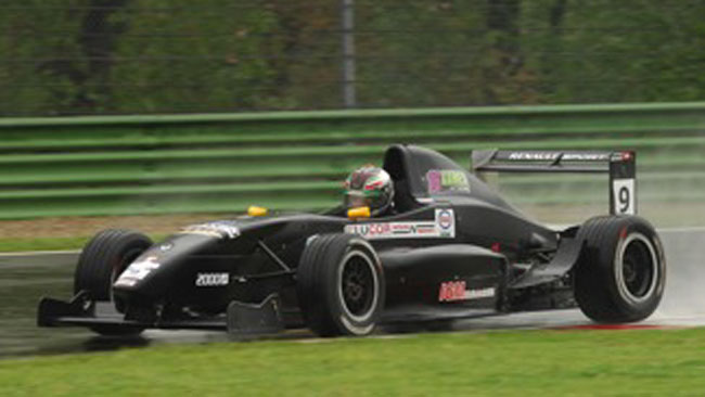 F2000 Light: doppia pole per Turchetto ad Imola