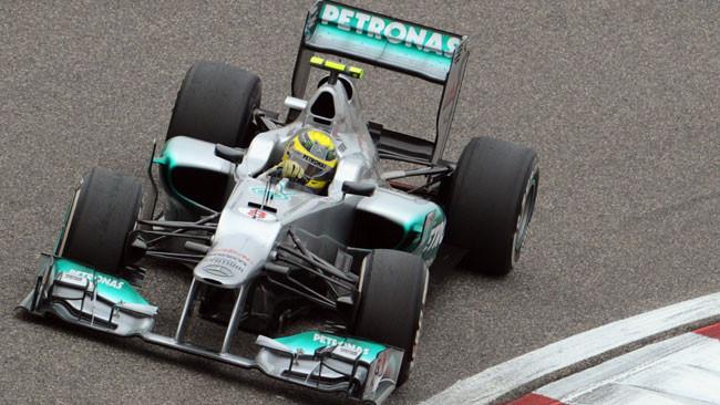 Rosberg domina e vince il primo Gp della Mercedes!