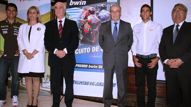 Jerez confermata anche nel calendario 2013
