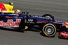 Webber sorpreso dalla forza della Red Bull