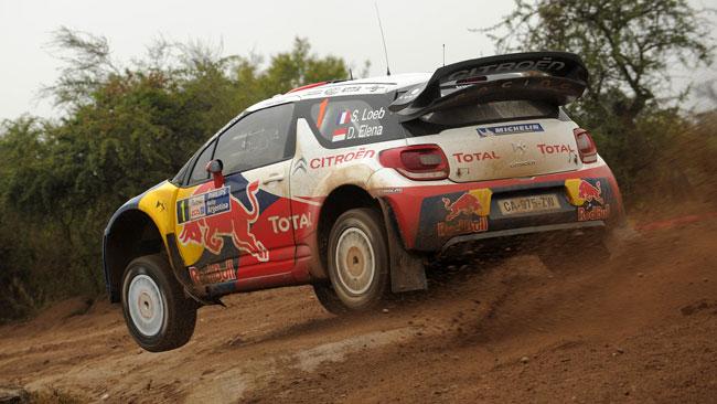 Argentina, PS2: Loeb risale al secondo posto