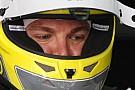 Mugello, Day 1, Ore 10: bandiera rossa per Rosberg