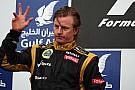 Niente test al Mugello per Kimi Raikkonen