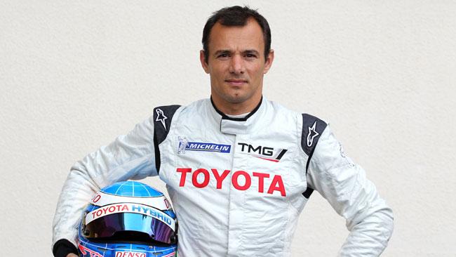 Bel colpo della Toyota: ecco Stephane Sarrazin!