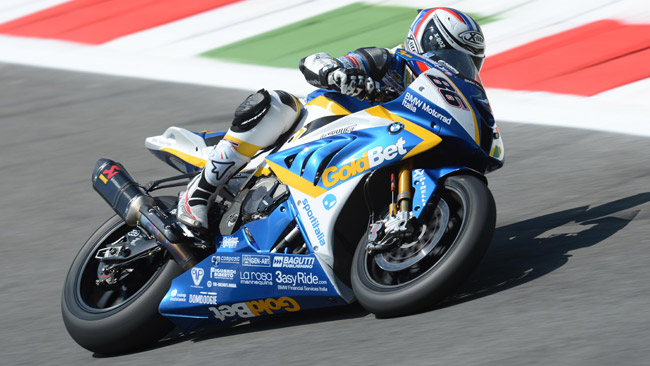 La BMW Motorrad Italia cerca la svolta a Misano