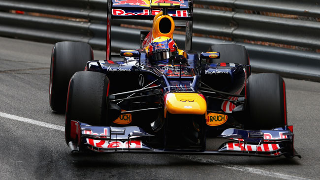 La Red Bull controlla il pattinamento in telemetria!