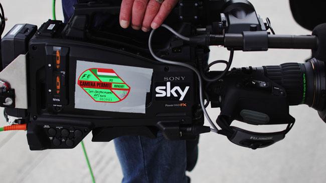 Sky compra i diritti della F.1 per 60 milioni di dollari