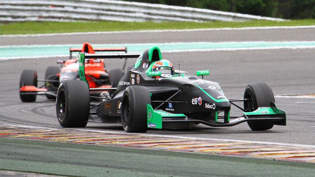 Primo centro per Oscar Tunjo in gara 2 a Spa