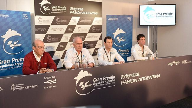 Termas de Rio Hondo pronta per la MotoGp nel 2013