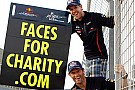 Red Bull: Faces for Charity raccoglie 1 milione di euro