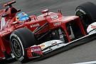 Hockenheim, Libere 3: Alonso spinge la Ferrari