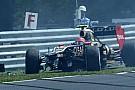 Grosjean si scusa con i meccanici per il botto
