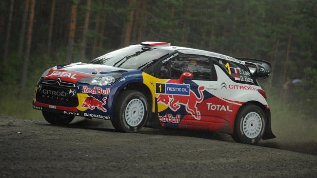 Finlandia, PS1: Loeb mette subito tutti in fila