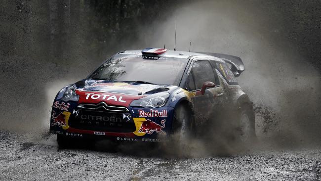 Finlandia, PS7: Loeb risponde ad Hirvonen