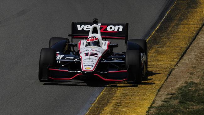 Will Power ritrova la pole position a Mid-Ohio