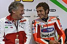 Burgess non è certo di tornare alla Yamaha con Rossi