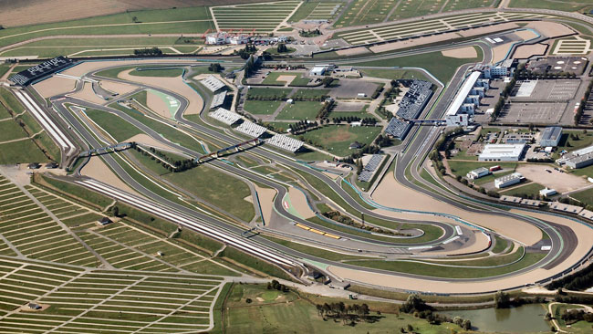 Ufficiale: Magny-Cours tra le sedi dei Rookie Test