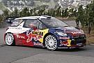 Germania, PS12: Loeb in controllo a fine tappa