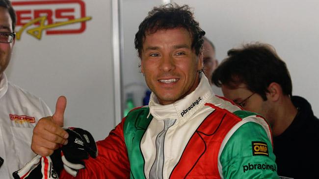 Stefano d'Aste nella Lotus Cup Italia al Mugello