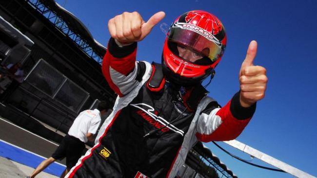 Gianmarco Raimondo conquista la pole di gara 1