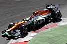Magny-Cours, Day 2: Bianchi al top sulla Force India