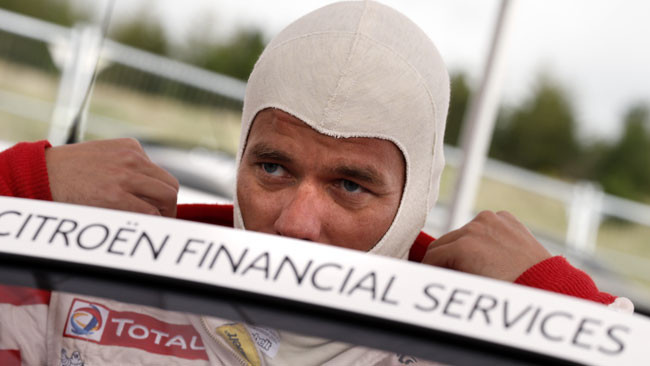 La Citroen nel futuro di Loeb, ma farà ancora il pilota?