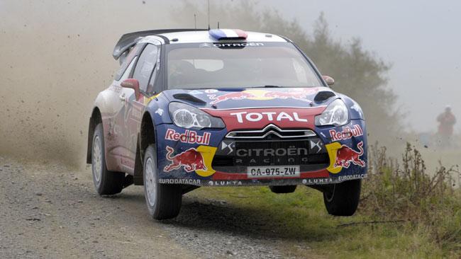 Galles, PS15: Loeb trova il sorpasso su Solberg