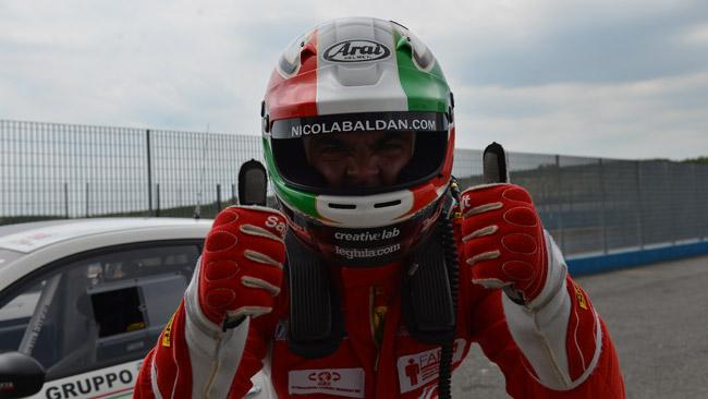 Baldan debutta nella Ginetta G50 Cup al Mugello