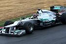 La Mercedes promuove gli scarichi soffianti