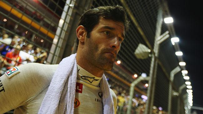 Webber penalizzato, Perez entra in zona punti