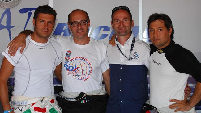 F2000 Light: Tomcat a Monza con tre vetture