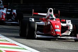 F2 Ultime notizie Zamparelli stupisce nelle prime libere a Monza
