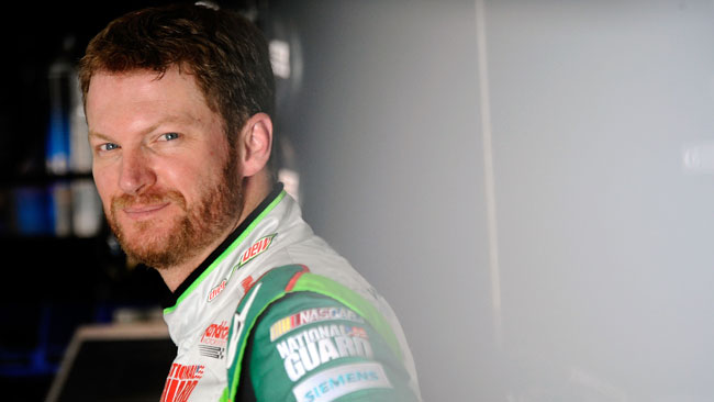 Stop di due gare per Dale Earnhardt Jr