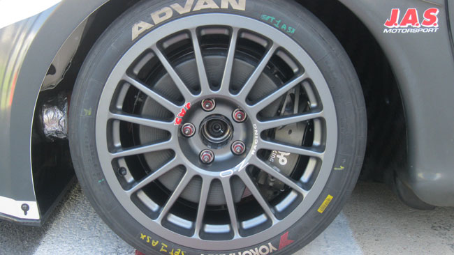 Esclusivo: la Honda Civic ha il cestello in carbonio!