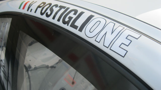 Monza, Libere 2: Postiglione fa la differenza