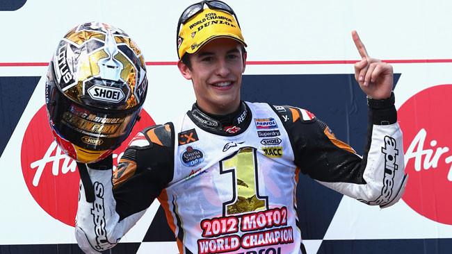 Domina Espargaro, Marquez è campione del mondo