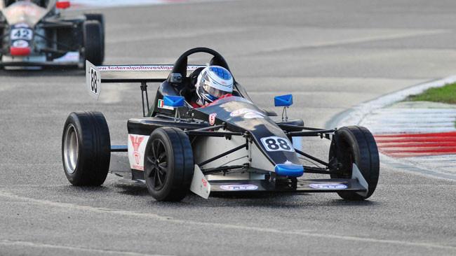 Formula Promotion: doppietta amara per Galluzzi