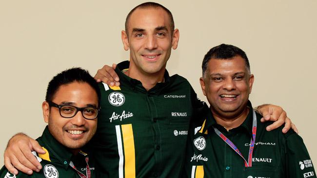 Cyril Abiteboul nuovo team principal della Caterham