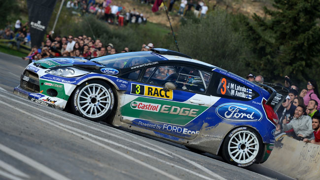 Spagna, PS17: Latvala conquista la Power Stage