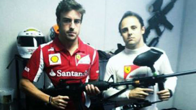 Alonso e Massa: due cecchini per la Red Bull?
