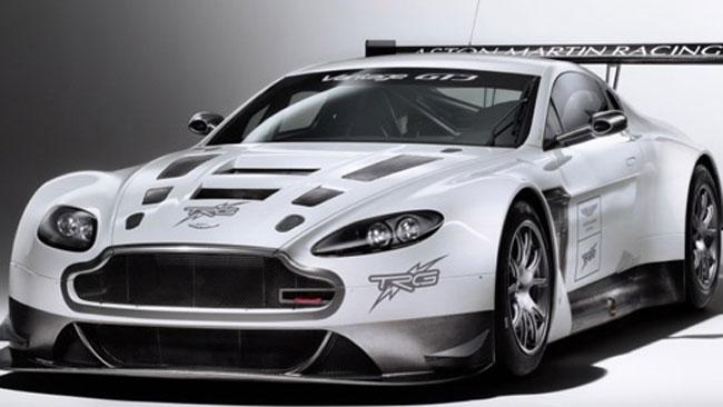 La Aston Martin supporta il programma della TRG