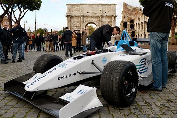 Roma prima capitale europea della Formula E