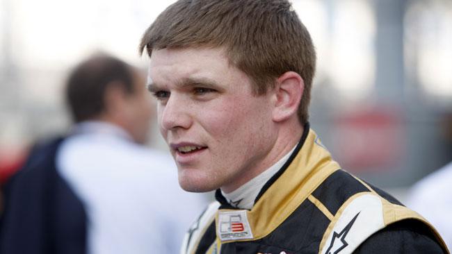 Test con la AJ Foyt Racing per Conor Daly